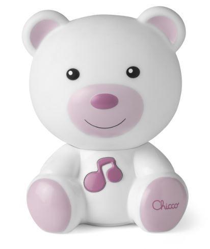 """Іграшка-нічник """"Dreamlight"""" (рожева) Chicco"""