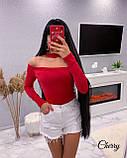 Жіноча весняна кофта чорний, червоний, бордо, фото 3