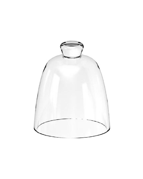 Колпак стеклянный CANDY BAR, d 10 см, h 11 см Mazhura mzB059