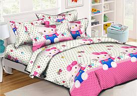 Детский комплект постельного белья 150*220 хлопок (11603) TM KRISPOL Украина