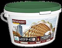 Вогнестійкий клей GEOFIP для дерева (KD5)