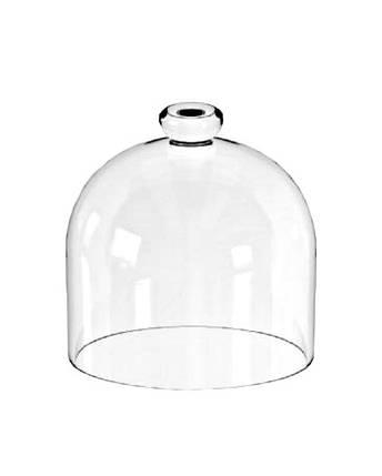 Колпак стеклянный CANDY BAR, d 18 см, h 21 см Mazhura mzS100, фото 2