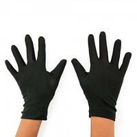 Перчатки Фокусника черные и белые