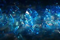 Как быстро вырастить кристаллы медного купороса