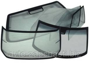 Стекло BMW 7 E38 (94-01 г.) ветровое зелёное с зелёной полосой+обогрев+датчик дождя (пр-во Xyg) (2433AGNGNHPV)