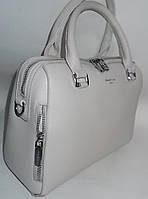 Женская сумка 866891 Beige женские сумки оптом недорого Одесса