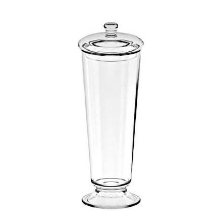 Конфетница стеклянная CANDY BAR, d 16 см, h 43 см Mazhura mzV017, фото 2