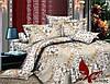 Комплект постельного белья  Тм Таg поплин TM5808Z