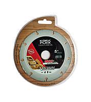 "Алмазный диск 125x22  ""KONA FLEX IDUSTRIAL wood with nails"" для резки дерева,пластика."