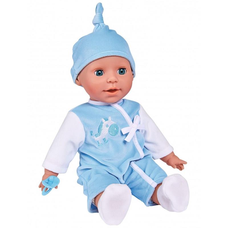 Пупс Лукас 38 см детский лепет Simba 5140178