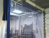 Оптимизация терморежима в помещении при помощи ПВХ-завес