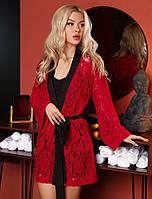 Кружевной пеньюар. Женская одежда для дома РАЗНЫЕ ЦВЕТА