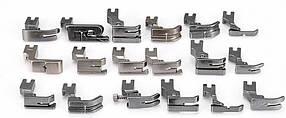Лапки для промышленных швейных машин металлические