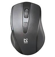 Мышка компьютерная DEFENDER Datum MM-265 Wireless Black