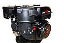 Двигатель бензиновый Weima WM170F-S New CL центробежное сцепление 1/2(1800об/мин) (7,0 л.с.,вал под шпонку), фото 8