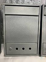 Металлические ящики для почты  на 6-8 ячеек для квартир, домов