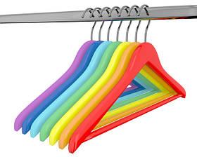 Вешалки плечики тремпеля для одежды и аксессуаров