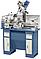 Proficenter 550 WQV универсальный токарный фрезерный станок по металлу Bernardo | токарно фрезерный станок, фото 3