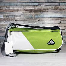 Спортивная детская салатовая сумочка для девочки