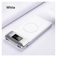 PowerBank Wireless Charger 20000 mAh White