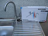 Змішувач для кухні MIXXUS, фото 3