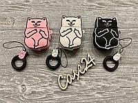Чехол 3д Cats Finger на Airpods (3 цвета), фото 1