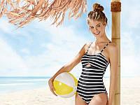 ESMARA® жіночий купальник відрядний смужка Badeanzug 36-42 розмір