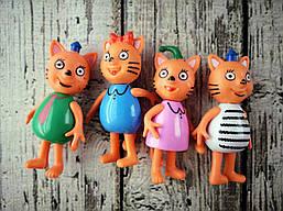 Фигурка мультгероя Три кота ассорти АА-1956