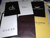 Подарочный пакет для ремней, кошельков, шарфов, часов с логотипом бренда