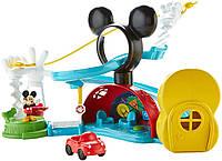 Ігровий набір Fisher-Price Disney Mickey Mouse Clubhouse Дісней Міккі Маус Клубний будинок (DMC67) B01ASVD5W0