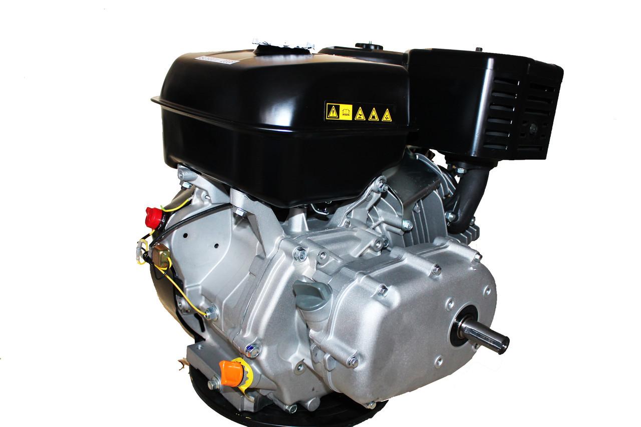 Двигун бензиновий Weima WM190F-S New CL відцентрове зчеплення 1/2(1800об/хв) (16 к. с.,вал під шпонку)