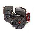 Двигатель бензиновый Weima WM192FЕS New CL центробежное сцепление 1/2(1800об/мин) (18 л.с.,вал под шпонку), фото 3
