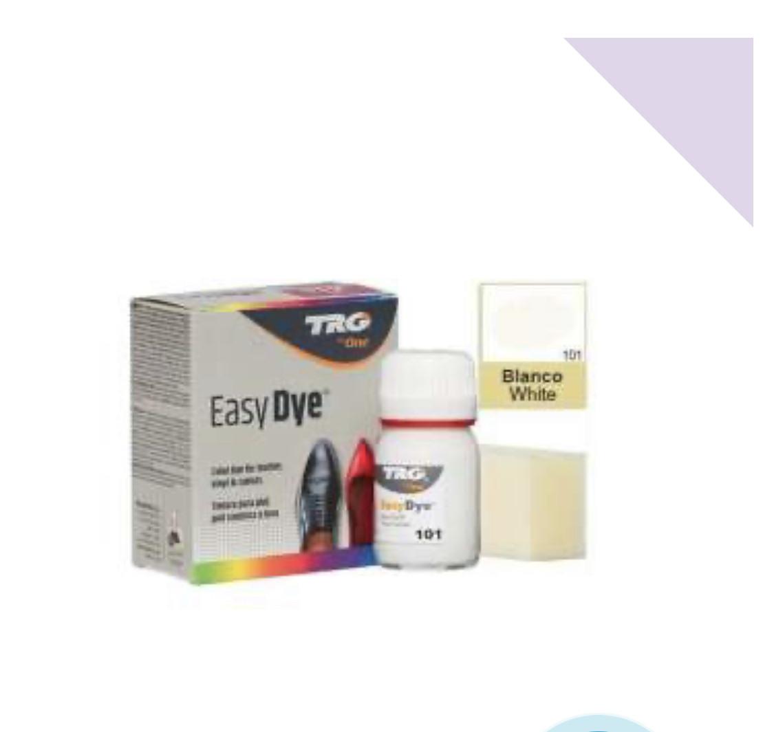 Краска для кожи TRG Easy Dye, 25 мл №155 Lilac (Cирень)