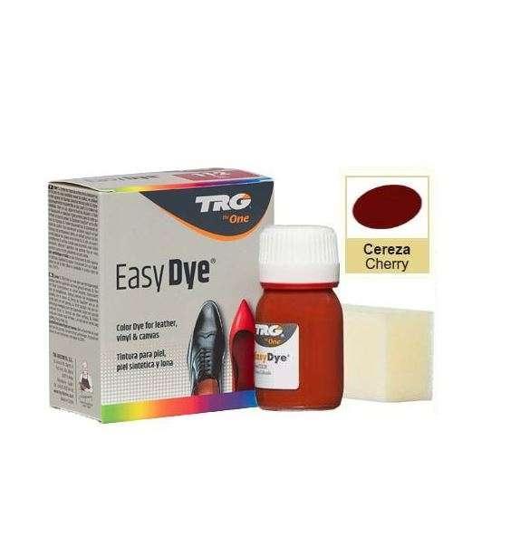 Краска для кожи TRG Easy Dye, 25 мл №156 Morello Cherry (Гнилая вишня)