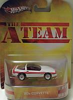 Колекційна машинка Hot Wheels '80s Corvette