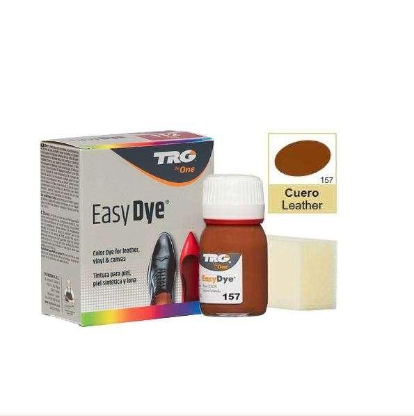 Краска для кожи TRG Easy Dye, 25 мл №157 Leather (Кожа)
