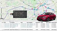 GPS мониторинг легкового  автотранспорта