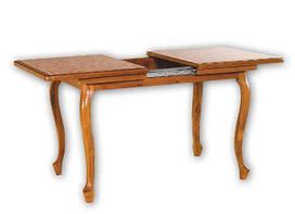 Стол обеденный раскладной Самба РКБ 1350