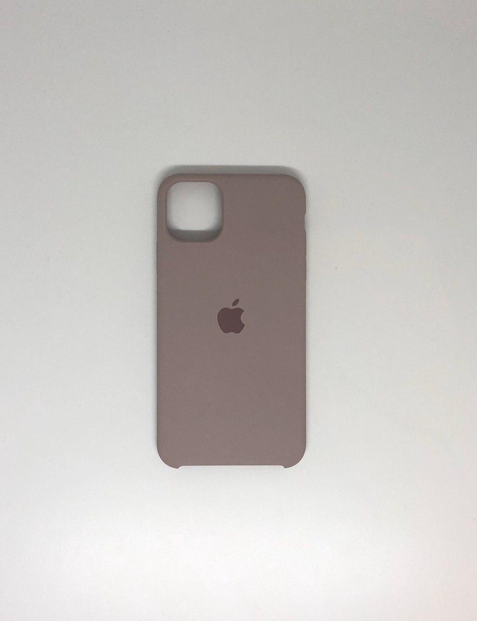 """Чехол Silicon iPhone 11 - """"Лаванда №7"""""""
