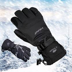 Чоловічі лижні рукавички