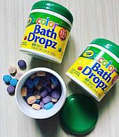 Crayola, Цвет, Bath Dropz, цветные таблетки для ванн 60 таблеток, официальный сайт