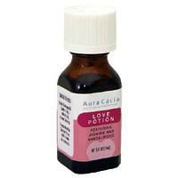 Эфирное масло афродизиак Aura Cacia Love Potion, 15 мл,