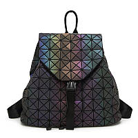 Женский рюкзак хамелеон из треугольников Бао Бао Bao Bao Issey Miyake