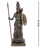 Статуэтка Афина - Богиня мудрости и войны Veronese WS-1008
