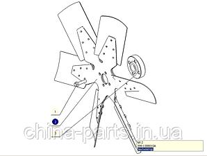 КАТАЛОГ Вентилятор (крыльчатка) YG6108