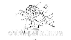 Каталог генератора двигателя  TD226B