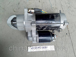 Cтартер  двигателя YC6108 6033AC0281
