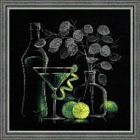 1240 Натюрморт с мартини