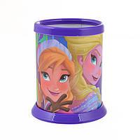 """Стакан для письменных принадлежностей разборной """"Frozen"""", код: 491652"""