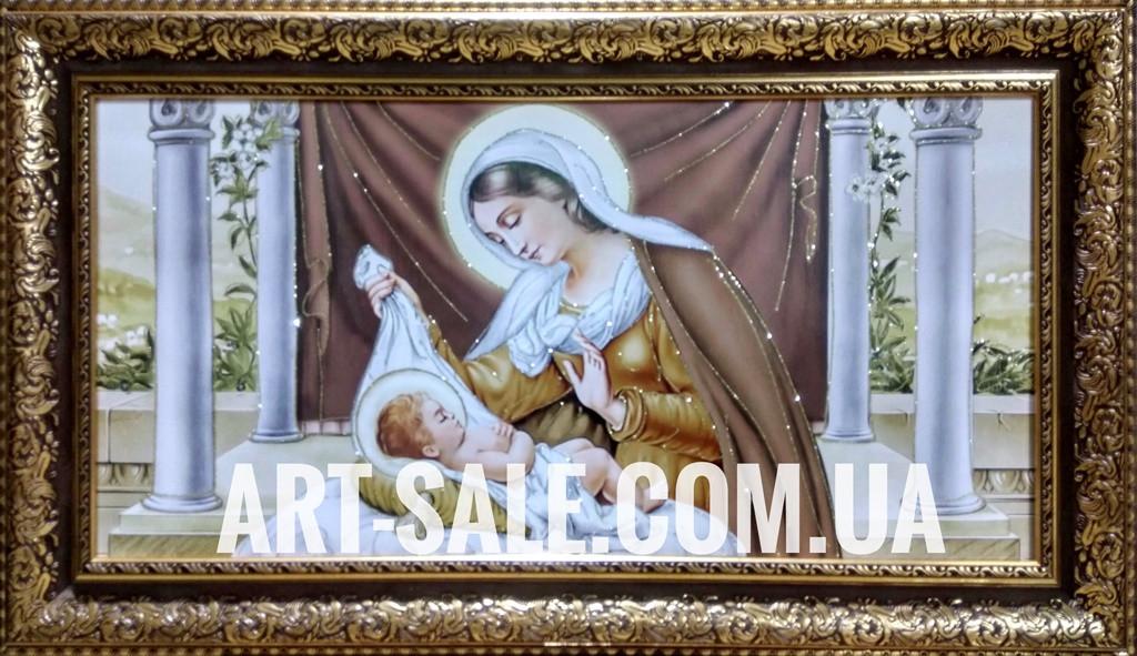 Богородица с исусом